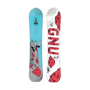 snowboard gnu money 2019