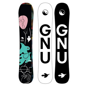 snowboard gnu mullair 2019